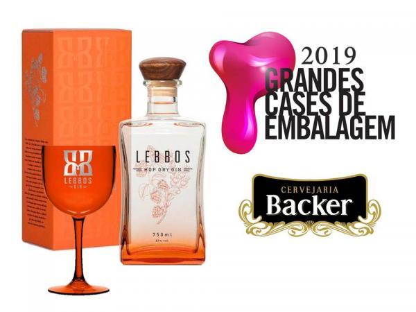 A vencedora do prêmio Grandes Cases de Embalagem 2019 é nossa parceira Lebbos Gin.