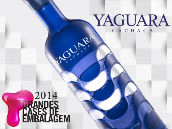 O vencedor do prêmio Grandes Cases de Embalagem 2014 é nosso parceiro Cachaça Yaguara.