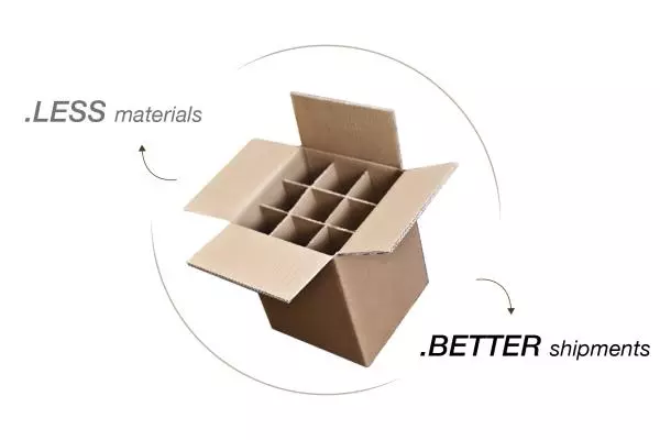 2017: Revolução da embalagem